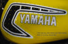 Yamaha, 1981, US Tank Decals