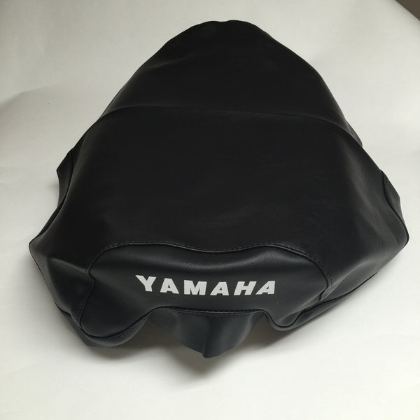 Yamaha, 1976, YZ 125 Aberg, Seat Cover - Without Side Graphics