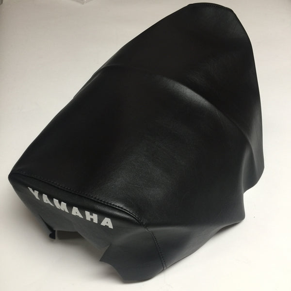 Yamaha, 1977-79, YZ 125, Seat Cover with no side graphics