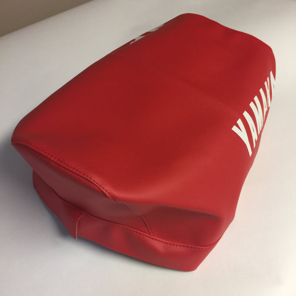 Yamaha, 1979-81, YZ 250/400/465, Red Euro Seat Cover