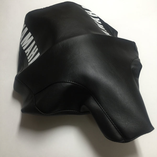 Yamaha, 1983-85, US YZ 250/490, Seat Cover - Black