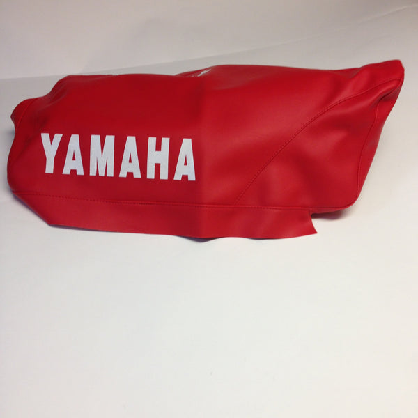 Yamaha, 1986-90, Seat Cover, fits various models, see list below