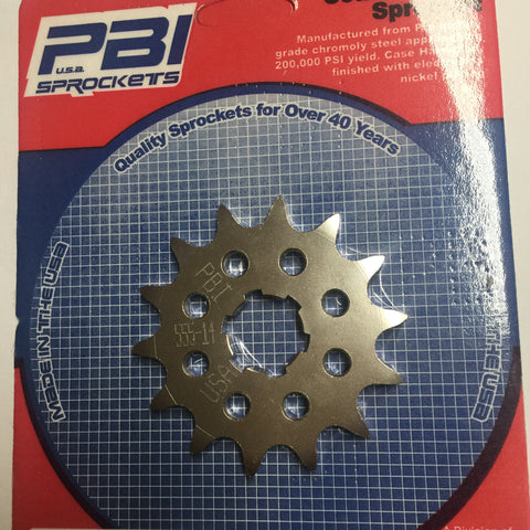 Yamaha, 1977-98, YZ250 14T  Front Sprocket, COMING SOON!