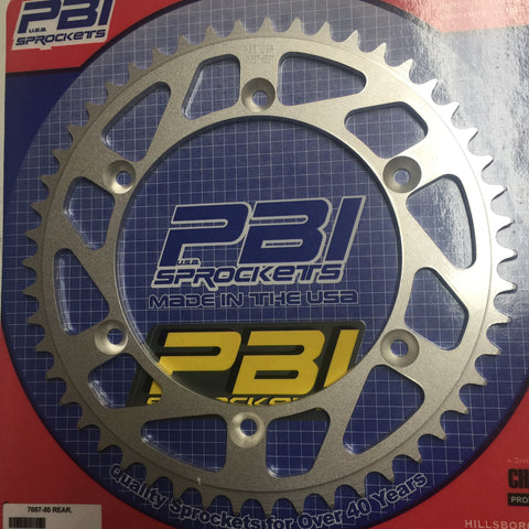 Yamaha, 1980-98, YZ250 50T Rear Sprocket, COMING SOON!