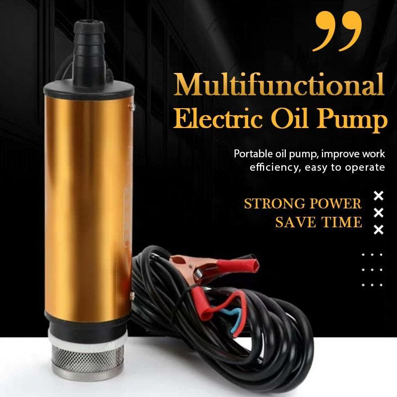 (Limited Time Promotion-50% OFF)Multifunctional Electric Oil Pump
