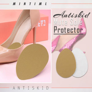 Mintiml Antiskid Mute Sole Protector(3 Pairs)