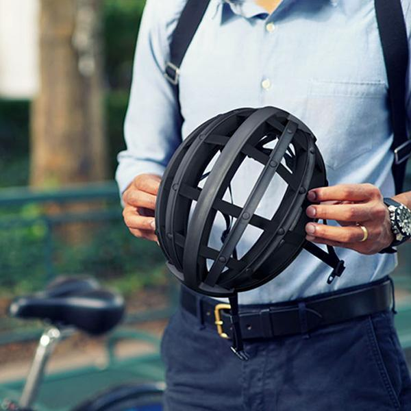 Foldable Cycling Helmet