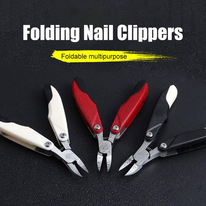 Hot Sale!! Folding Nail Clippers