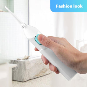 Hand-Held Tooth Cleaner
