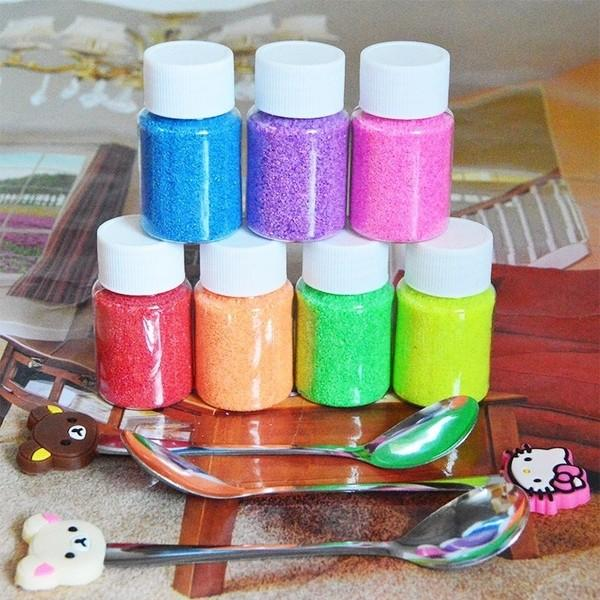 Magic Color Sand