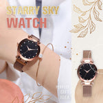 (50% OFF)Starry Sky Watch Perfect Gift Idea