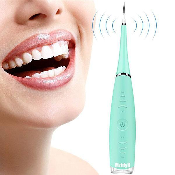 Portable Electric Sonic Dental Scaler