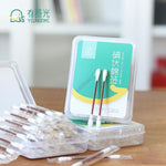 Iodine Cotton Stick, Disposable Iodine Cotton Bar Stick First Aid Medical Emergency Disinfected Wound Care