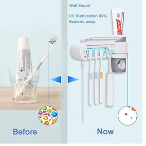 Wall Mounted Toothbrush Sterilizer