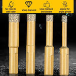 Dry Cut Emery Drill Bits (4PCS)- Buy More Save More!!!