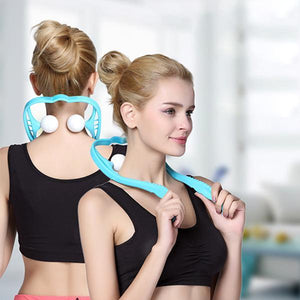 Manual Cervical Massager