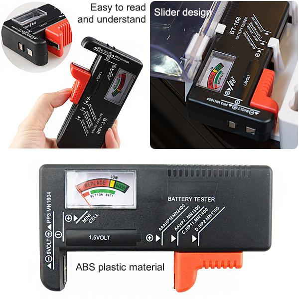 Battery Storage Case(1 Set) Buy more save more!!