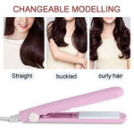 【AUTUMN SALES PROMOTION - Only $13.99】Ceramic Mini Hair Straightener