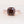 Hellojewelr Rose Gold Chocolate Stone Cushion Cut Engagement Ring In Sterling Silver