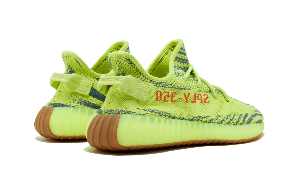 Yeezy Boost 350 Frozen Yellow