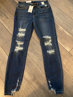 Carrie Cropped Skinny