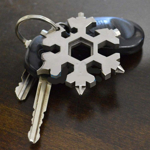 CRYSTOOL® 18-IN-1 ULTIMATE KEYCHAIN
