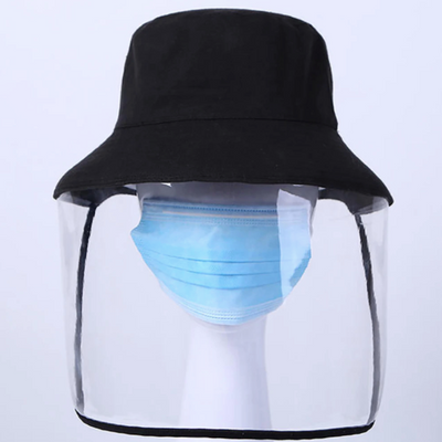 Anti-Droplet Full Face Protective Mask