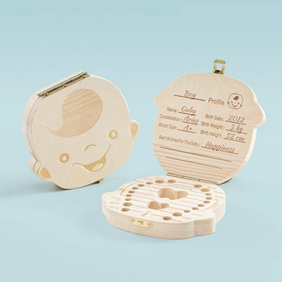 Pixiebox™ Baby Tooth Box