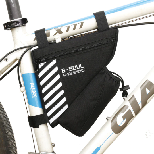 B-Soul Triangular Bike Saddle Bag