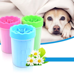 Pet Paw Cleaning Cup