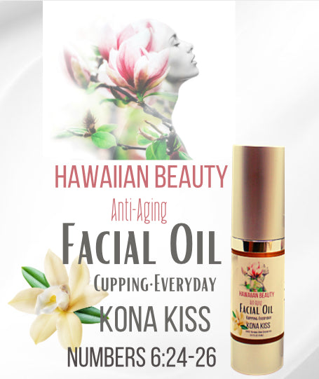 HAWAIIAN BEAUTY ANTI-AGING FACIAL OIL