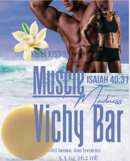 VICHY BAR MUSCLE MADNESS
