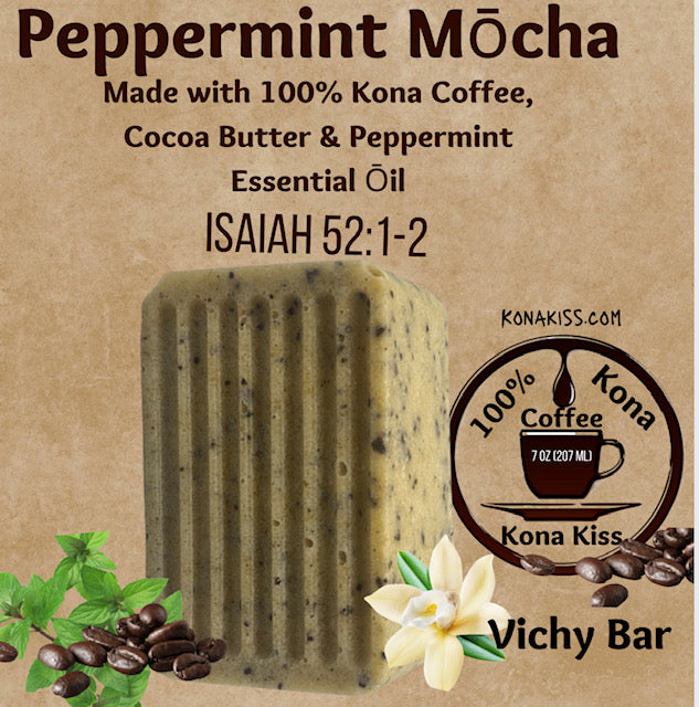 VICHY BAR PEPPERMINT MOCHA