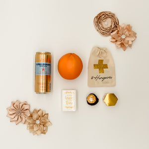 Welcome Box: Chocolate and Citrus