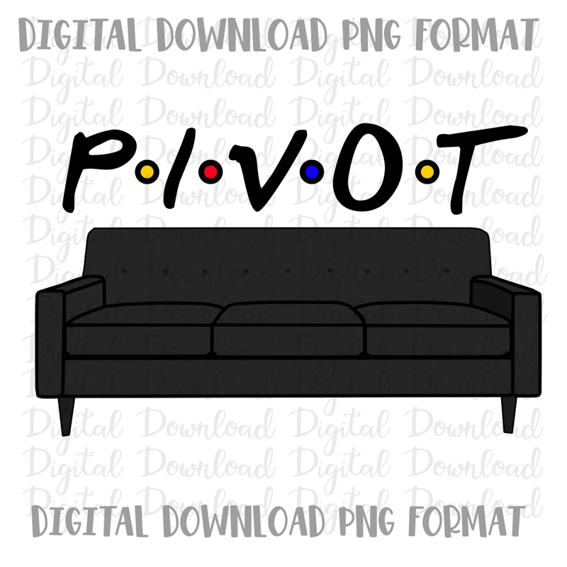 Pivot DIGITAL DOWNLOAD