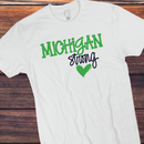 Michigan strong green