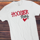 Hoosier strong red