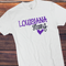 Louisiana strong purple