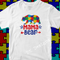 MAMA BEAR-AUTISM AWARENESS