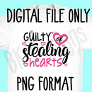 DIGITAL DOWNLOAD PNG-guilty of stealing hearts