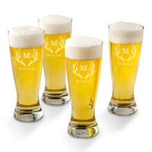 Load image into Gallery viewer, Personalized Grand Pilsner - Set of 4