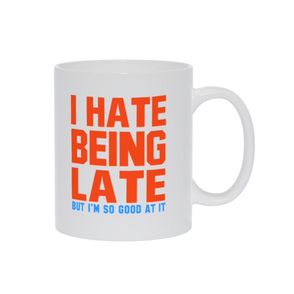 Being Late