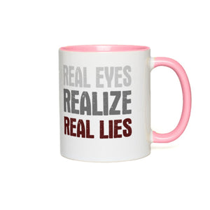 Real Eyes, Realize, REAL LIES