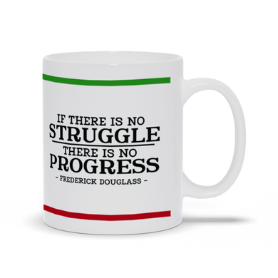 Frederick Douglass - Struggle & Progress