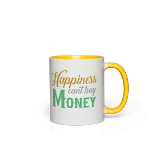 Happiness Can't Buy Money