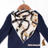 Shirt WIth Scarf Attached