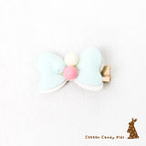 Cotton-Soft Bubble Hairclip