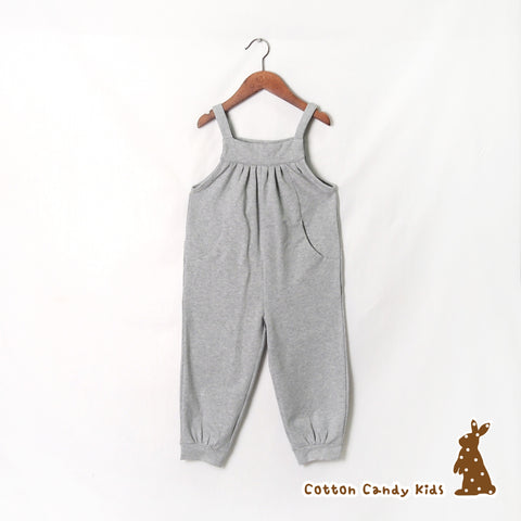 Jersey Jumpsuit with cami Straps