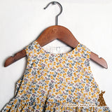 Country style circle dress
