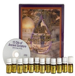 Basic starter kit + 12 oil ancient scripture